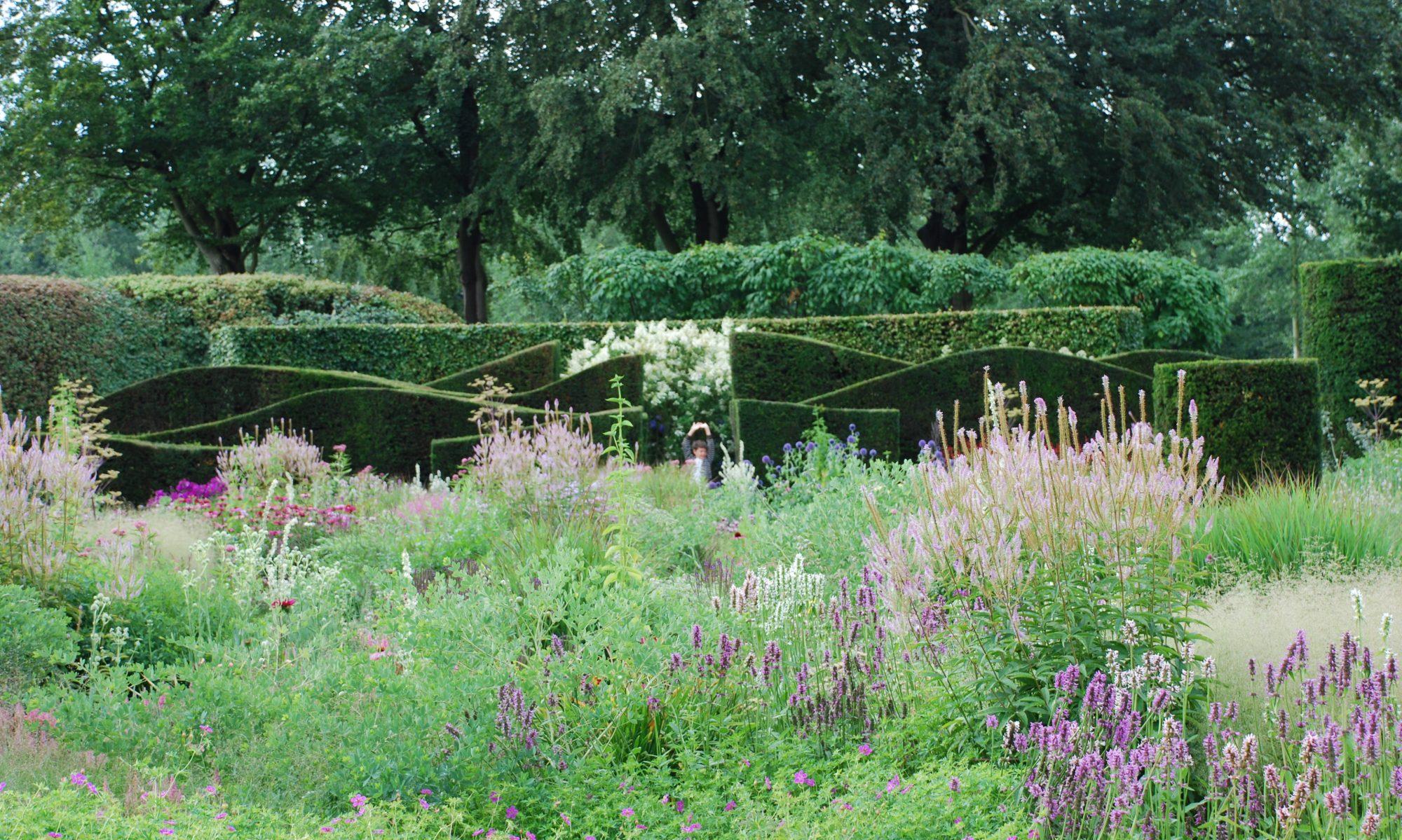 Ihre freie Gartenberatung mit Erna PD de Wolff